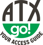 ATXgo Your Access Guide logo