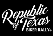Republic of Texas Biker Rally logo