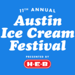 11th Annual Austin Ice Cream Festival logo