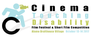 Cinema Touching Disability logo