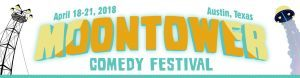 Moontower Comedy Festival logo